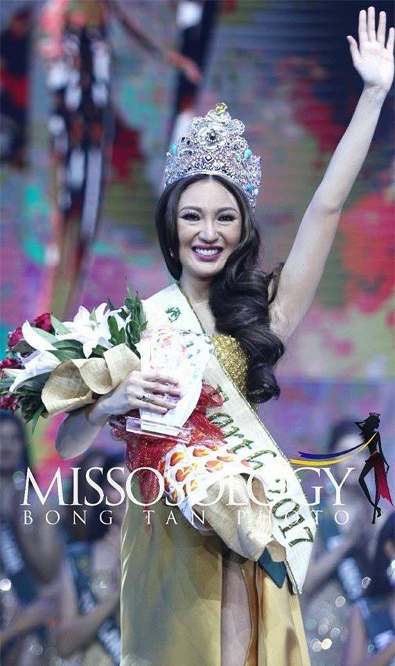 Nhan sắc không thể tin được của Tân Hoa hậu vừa đăng quang Miss Earth 2017 - Ảnh 2.