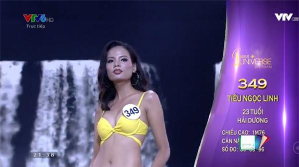 Hoàng Thùy và Mâu thủy tỏa sáng rực rỡ đêm bán kết Hoa hậu Hoàn vũ Việt Nam 2017-9