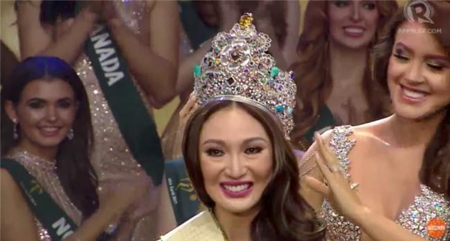 Nhìn lại hành trình của Hà Thu tại Miss Earth 2017: Trượt top 8 nhưng đã tỏa sáng và đáng tự hào - Ảnh 1.