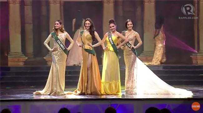 Nhìn lại hành trình của Hà Thu tại Miss Earth 2017: Trượt top 8 nhưng đã tỏa sáng và đáng tự hào - Ảnh 2.
