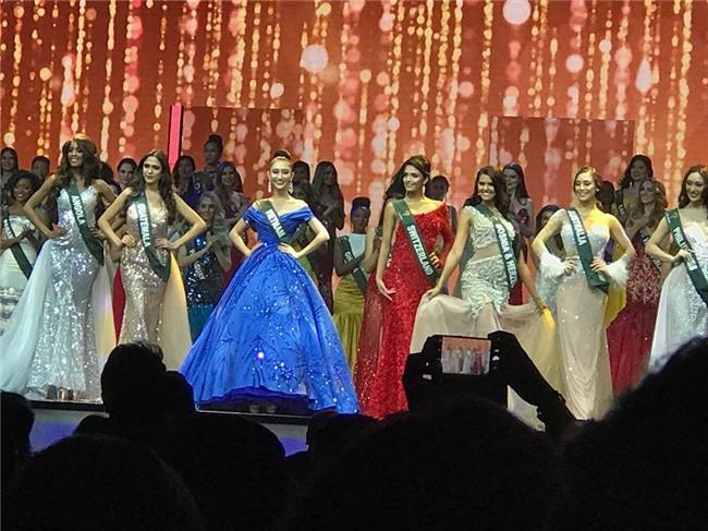 Nhìn lại hành trình của Hà Thu tại Miss Earth 2017: Trượt top 8 nhưng đã tỏa sáng và đáng tự hào - Ảnh 4.