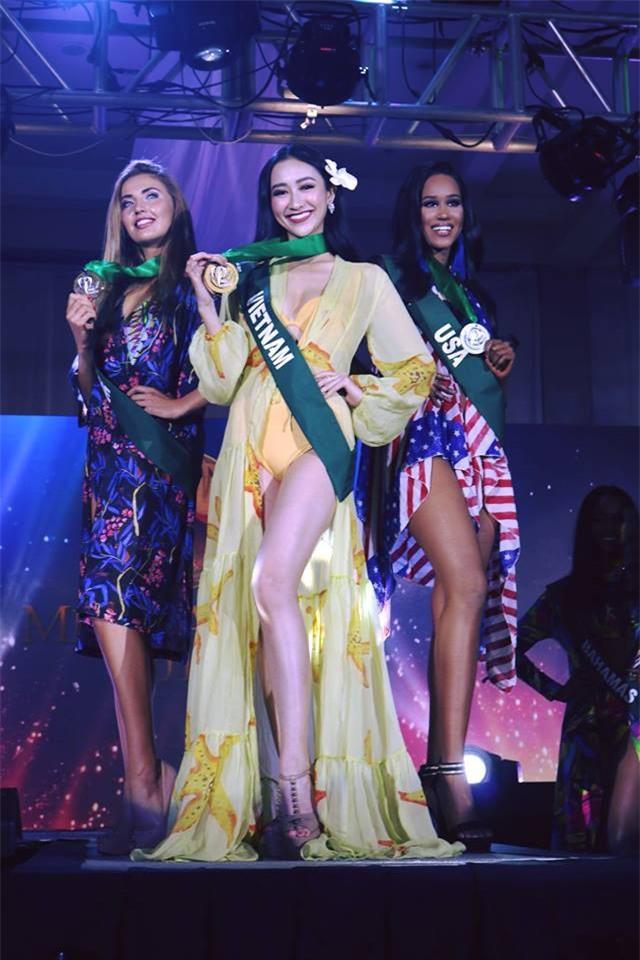 Nhìn lại hành trình của Hà Thu tại Miss Earth 2017: Trượt top 8 nhưng đã tỏa sáng và đáng tự hào - Ảnh 6.