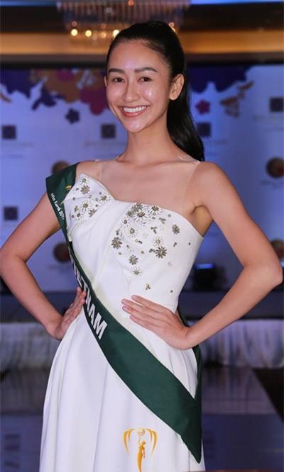 Nhìn lại hành trình của Hà Thu tại Miss Earth 2017: Trượt top 8 nhưng đã tỏa sáng và đáng tự hào - Ảnh 10.