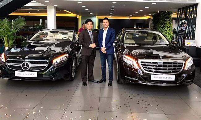 Em chồng Hà Tăng tậu một lúc 2 xe sang tổng giá trị gần 20 tỷ đồng - Ảnh 1.