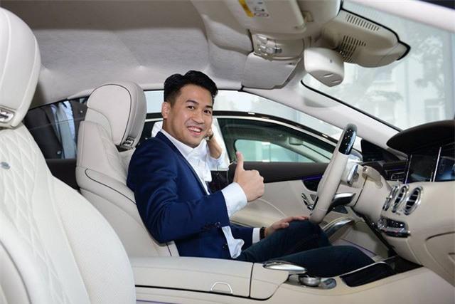 Em chồng Hà Tăng tậu một lúc 2 xe sang tổng giá trị gần 20 tỷ đồng - Ảnh 2.