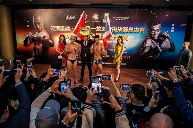 Đệ nhất Thiếu lâm Nhất Long thảm bại trước kickboxer số 1 thế giới