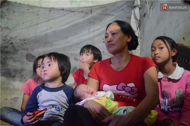 Chuyện lạ giữa Hà Nội: Người mẹ 29 tuổi sinh 8 người con trong vòng 12 năm - Ảnh 3.