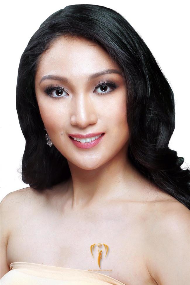 Sự chênh lệch nhan sắc của Hoa hậu Trái đất trước và sau photoshop: Cứ như ảnh avatar facebook và ảnh bị tag vào! - Ảnh 1.