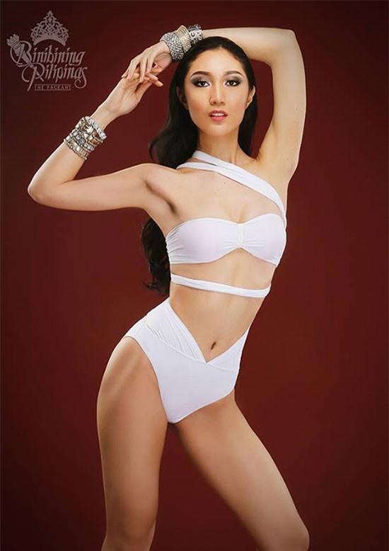 Sự chênh lệch nhan sắc của Hoa hậu Trái đất trước và sau photoshop: Cứ như ảnh avatar facebook và ảnh bị tag vào! - Ảnh 3.