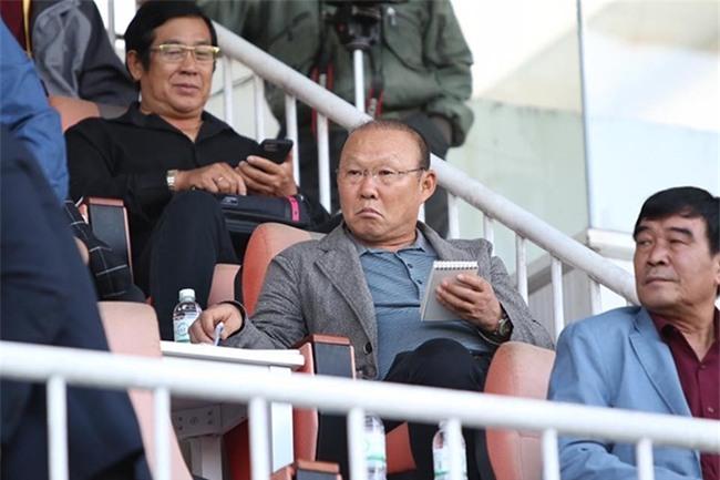 HLV Park Hang Seo triệu tập 4 gương mặt mới lên đội tuyển Việt Nam - Ảnh 1.