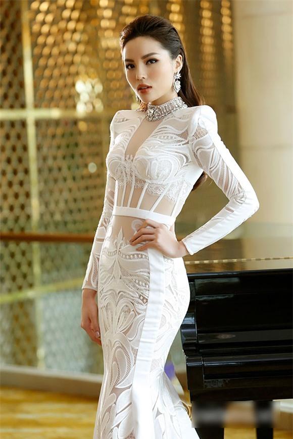 Hoa hậu Kỳ Duyên: Buồn khi bị gọi là Hoa hậu nhiều scandal nhất Việt Nam