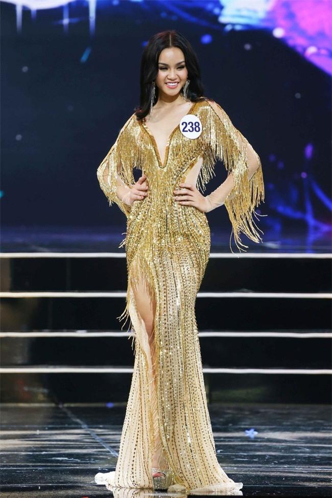 Nhặt sạn đêm Bán kết kém hấp dẫn của Hoa hậu Hoàn vũ 2017 - Ảnh 3.