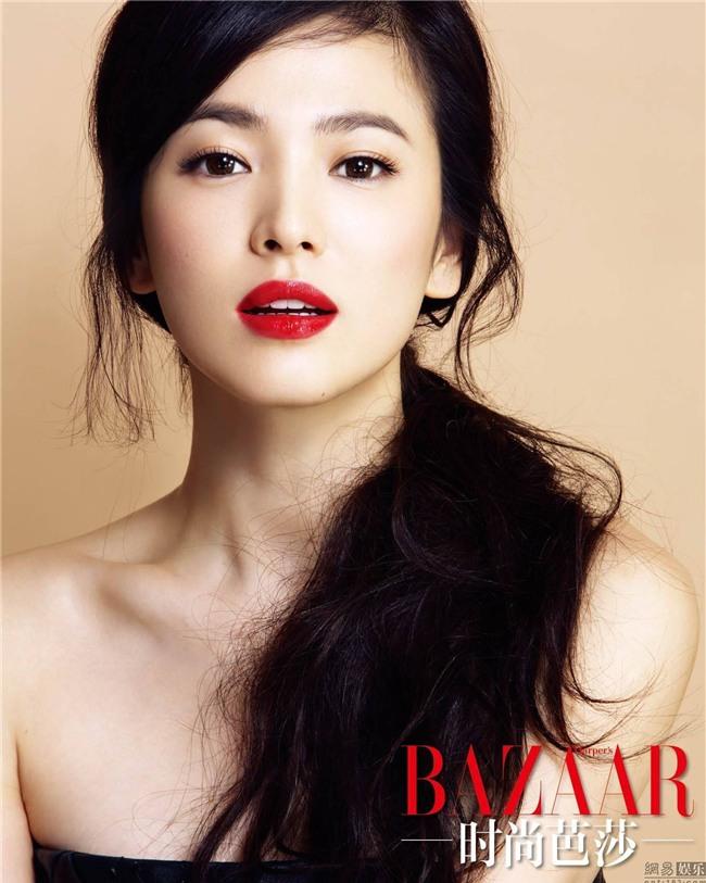 19 năm nhìn lại nhan sắc của Song Hye Kyo: Thì ra đây là lý do tường thành mãi không thể bị đạp đổ - Ảnh 28.