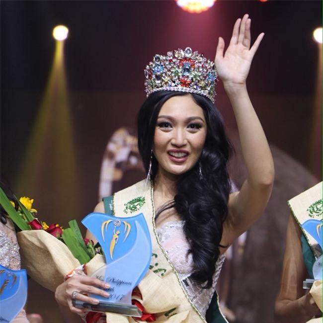 Tân Hoa hậu Trái đất bị chê kém sắc: Có nói gì tôi vẫn là Hoa hậu-1