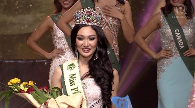 Tân Hoa hậu Trái đất bị chê kém sắc: Có nói gì tôi vẫn là Hoa hậu-4