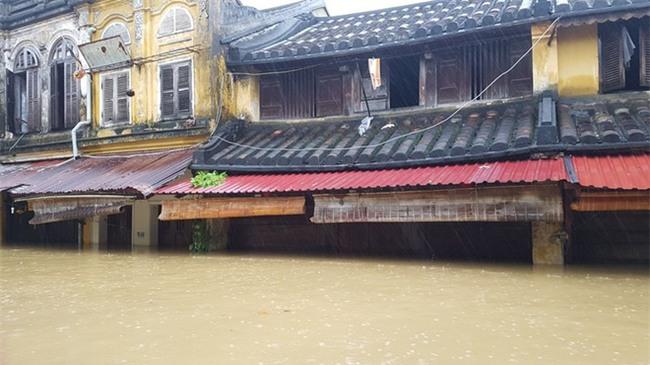 Nhà của ca sĩ Quang Linh tại Huế ngập sâu 2 mét vì bão Damrey - Ảnh 3.
