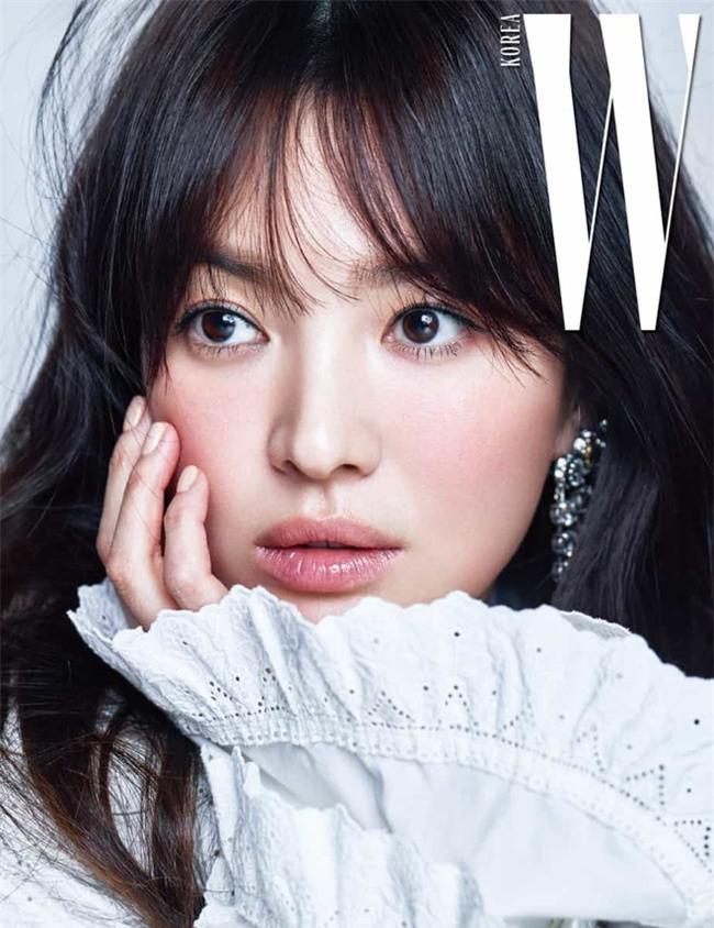 Nhìn vai diễn cách đây 14 năm của Song Hye Kyo và Han Ji Min, không ai nghĩ họ chỉ hơn nhau 1 tuổi - Ảnh 1.