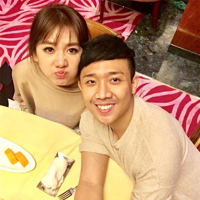 Ở chung một nhà nhưng cả tháng Hari Won và Trấn Thành mới ăn chung một bữa cơm. - Tin sao Viet - Tin tuc sao Viet - Scandal sao Viet - Tin tuc cua Sao - Tin cua Sao