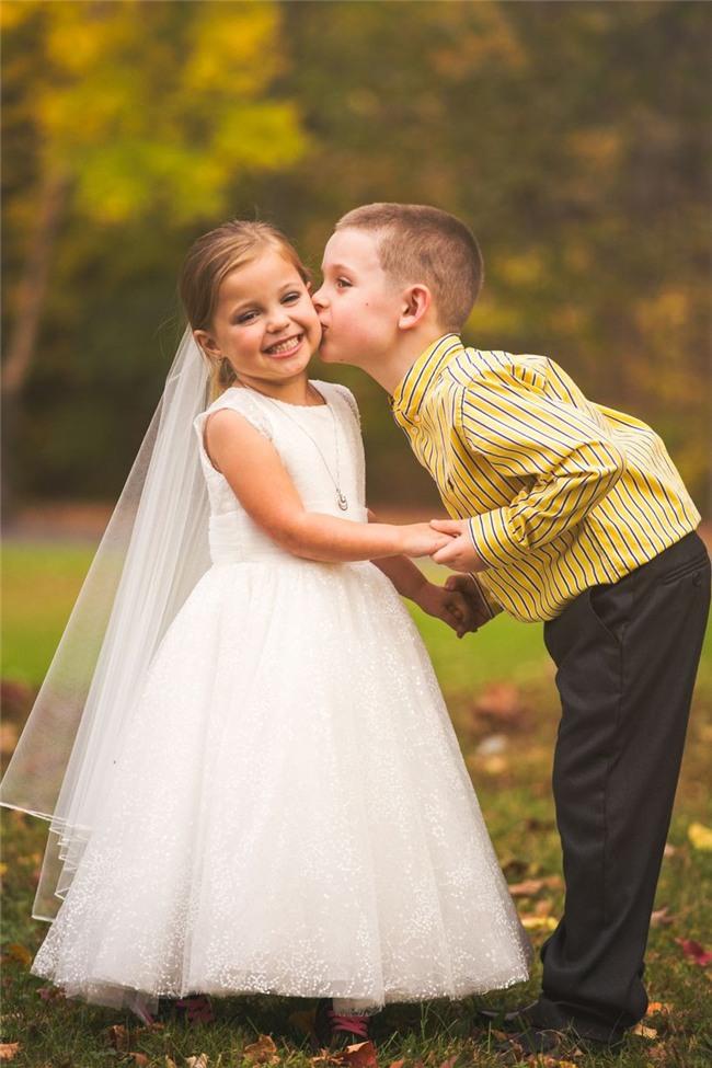 Cho con gái 5 tuổi chụp ảnh cưới, bà mẹ bị phản đối dữ dội nhưng khi biết sự thật, ai cũng nghẹn ngào bật khóc - Ảnh 6.