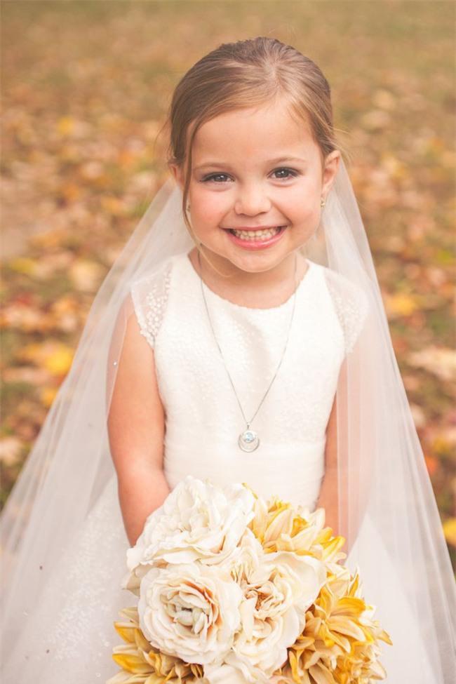 Cho con gái 5 tuổi chụp ảnh cưới, bà mẹ bị phản đối dữ dội nhưng khi biết sự thật, ai cũng nghẹn ngào bật khóc - Ảnh 7.