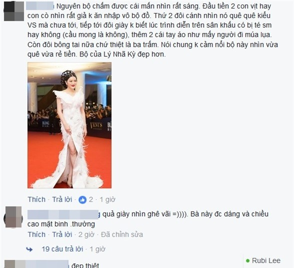 Trang phục dân tộc dự thi Hoa hậu Quốc Tế của Thùy Dung bị chê quê mùa và thiếu tinh tế-10
