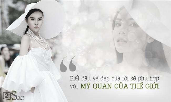 Hoa hậu Kỳ Duyên: Tôi không đấu đá và chưa bao giờ coi Huyền My là đối thủ-6
