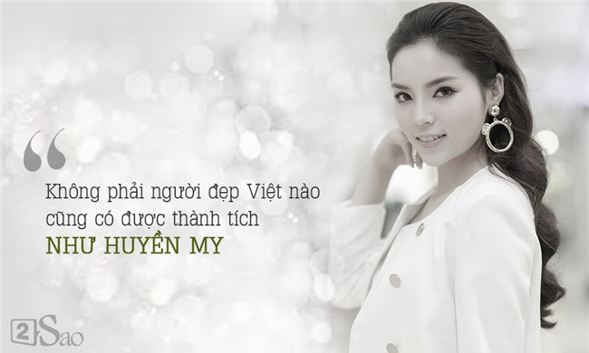 Hoa hậu Kỳ Duyên: Tôi không đấu đá và chưa bao giờ coi Huyền My là đối thủ-8