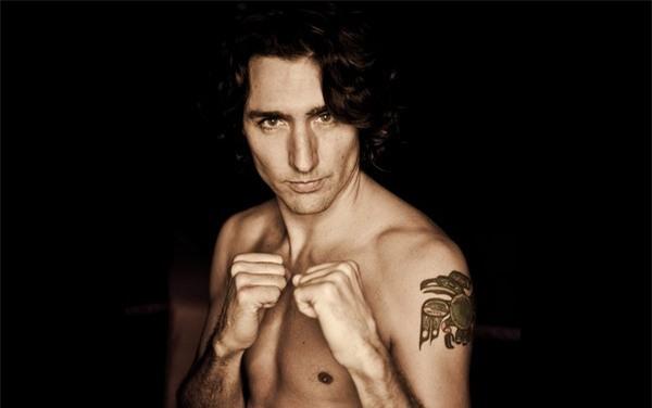 Justin Trudeau là thủ tướng Canada đầu tiên và duy nhất có hình xăm trên cơ thể