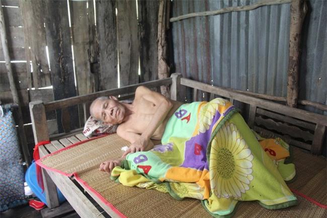 Chồng chết vì tai nạn, người mẹ trẻ nuốt nước mắt nuôi con nhỏ, đau đớn nhìn bố mẹ già bệnh tật không tiền chữa - Ảnh 11.