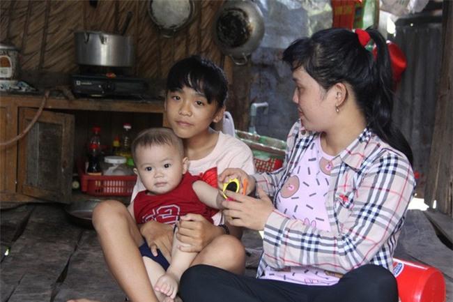 Chồng chết vì tai nạn, người mẹ trẻ nuốt nước mắt nuôi con nhỏ, đau đớn nhìn bố mẹ già bệnh tật không tiền chữa - Ảnh 15.