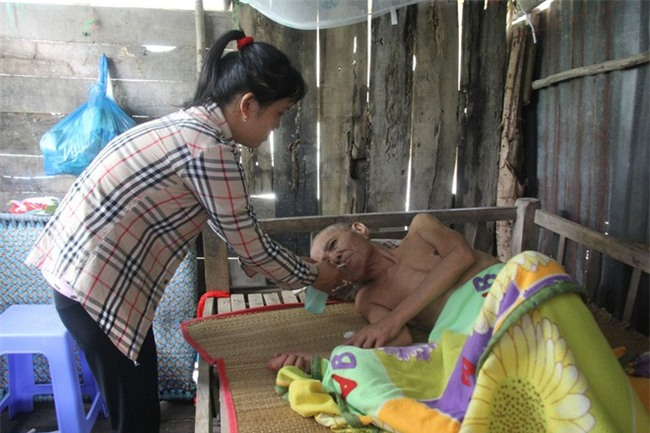 Chồng chết vì tai nạn, người mẹ trẻ nuốt nước mắt nuôi con nhỏ, đau đớn nhìn bố mẹ già bệnh tật không tiền chữa - Ảnh 5.