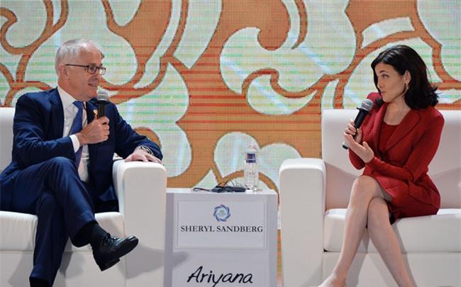 Nu tuong Facebook Sheryl Sandberg: 'Dung goi nu lanh dao la hach dich' hinh anh 1