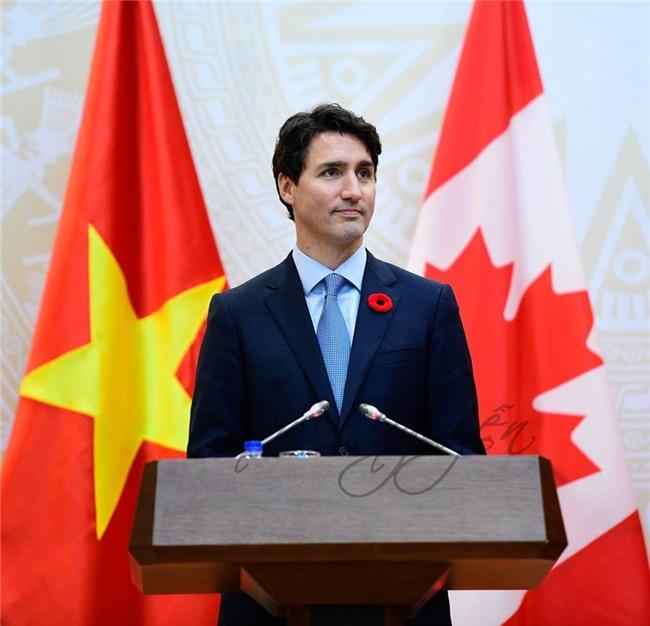 Bạn sẽ shock khi biết bông hoa đỏ cài áo Thủ tướng Justin Trudeau và câu chuyện lịch sử đằng sau - Ảnh 3.