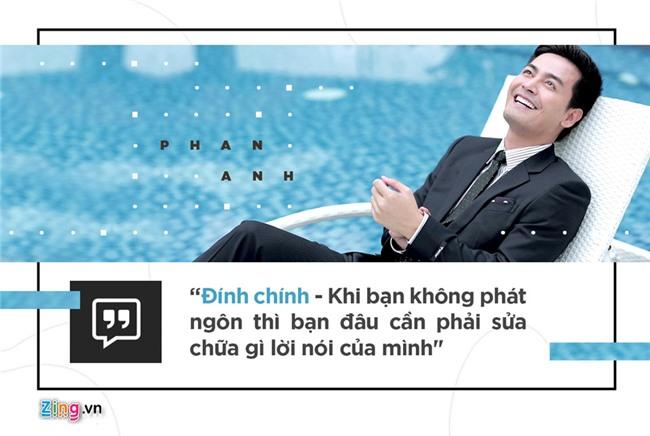 Nhung phat ngon gay tranh cai cua MC Phan Anh hinh anh 8