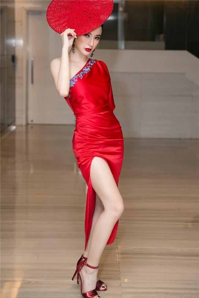 Angela Phương Trinh hóa quý cô cổ điển kiêu kì, đứng top 1 thảm đỏ showbiz tuần này-2