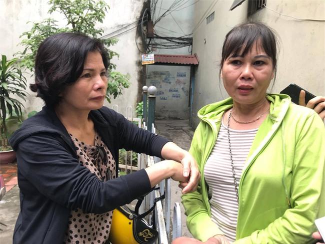 Bà chủ nhà trọ tốt bụng ở Hà Nội qua đời, sinh viên thẫn thờ vì mất đi người mẹ thứ hai - Ảnh 4.