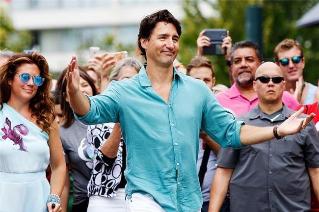 Lý giải sức hút của Thủ tướng Canada Justin Trudeau: đẹp trai, hài hước và ngọt ngào hết sức - Ảnh 5.