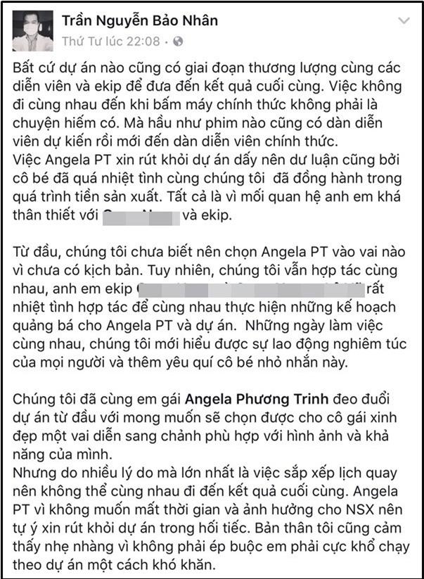 Nguồn cơn mối quan hệ căng thẳng giữa Angela Phương Trinh và Lan Ngọc bắt đầu từ đâu? - Ảnh 9.