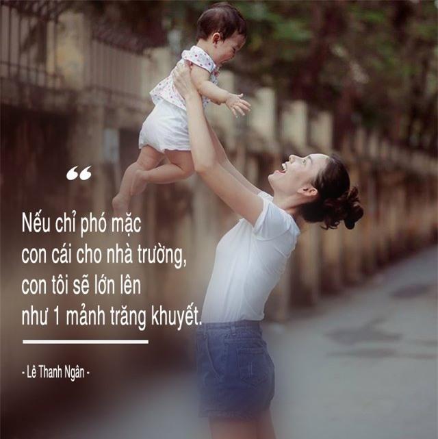 """nu nha van chia se 12 dieu """"phai giu"""" ma nhieu bac cha me thuong quen day con - 2"""