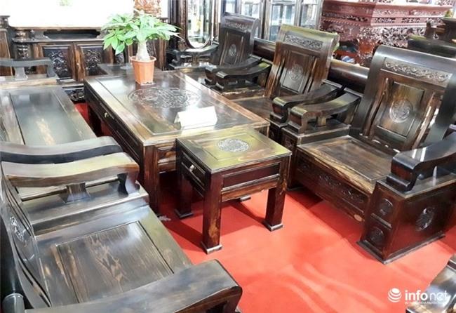 bàn ghế đại gia,gỗ quý,bàn ghế quý