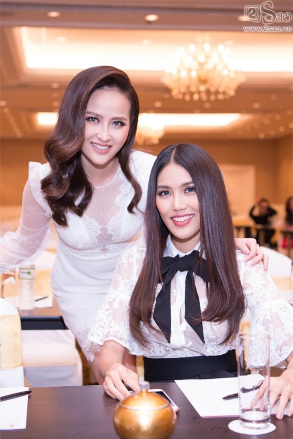 Hoa hậu Hoàn cầu Khánh Ngân: Không đủ tiền để mua giải khi lông mi giả còn phải đi mượn thí sinh khác-2