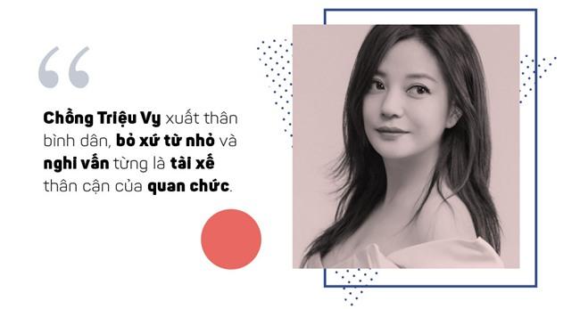 Trieu Vy: Tu minh tinh khong co le cuoi den ty phu USD hinh anh 10