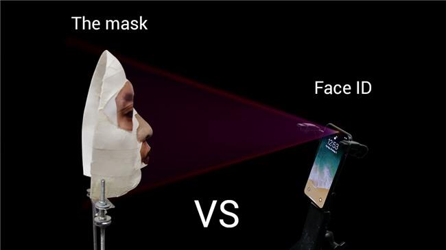 Bkav tung video khẳng định có thể dùng mặt nạ để qua mặt Face ID trên iPhone X