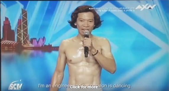 Chàng trai người Việt đi thi Asias Got Talent bị dân mạng chỉ trích là trò cười trên truyền hình - Ảnh 2.