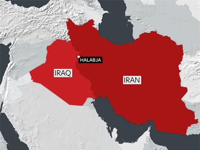 Dong dat cap do 7,3 o Iraq, 100 nguoi thiet mang tai Iran hinh anh 2