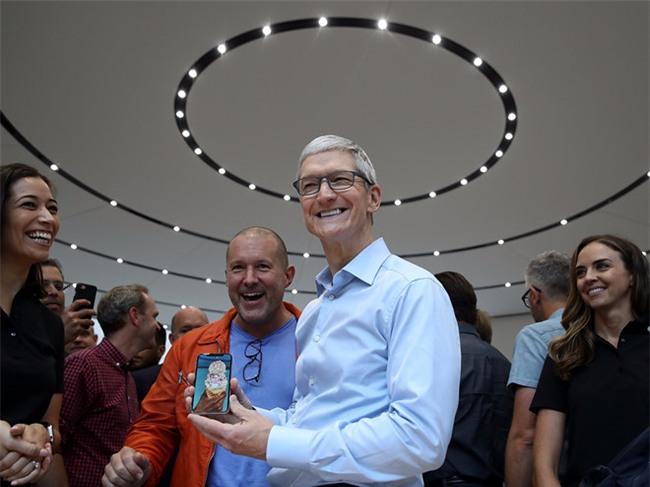 2017, nam huy hoang cua Apple hinh anh 1