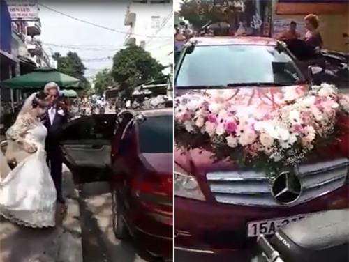 Đám cưới ông bà anh: Cặp vợ chồng già 80 tuổi tổ chức tiệc linh đình gây bão mạng-4