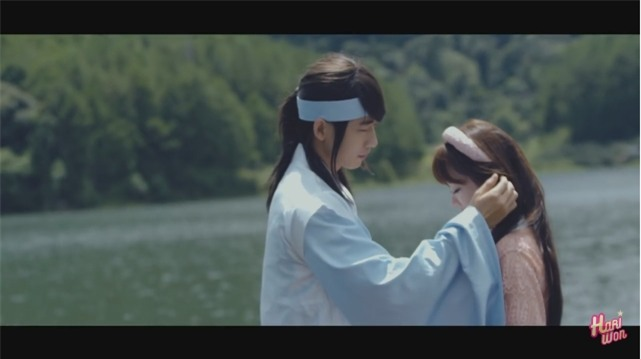 Trấn Thành có ghen khi thấy Hari Won bị cưỡng hôn ngay từ tập 1 của Thiên ý?-2