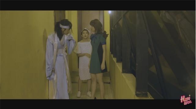 Trấn Thành có ghen khi thấy Hari Won bị cưỡng hôn ngay từ tập 1 của Thiên ý?-6