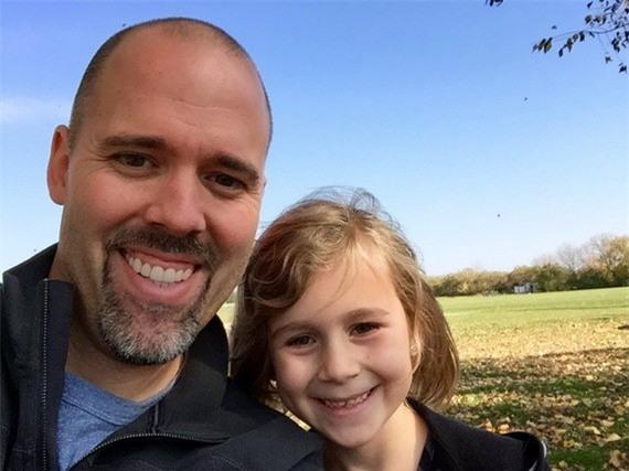 """Tức giận vì câu hỏi """"Làm sao để giữ chàng"""", bố liền viết tâm thư gửi con gái - Ảnh 2."""